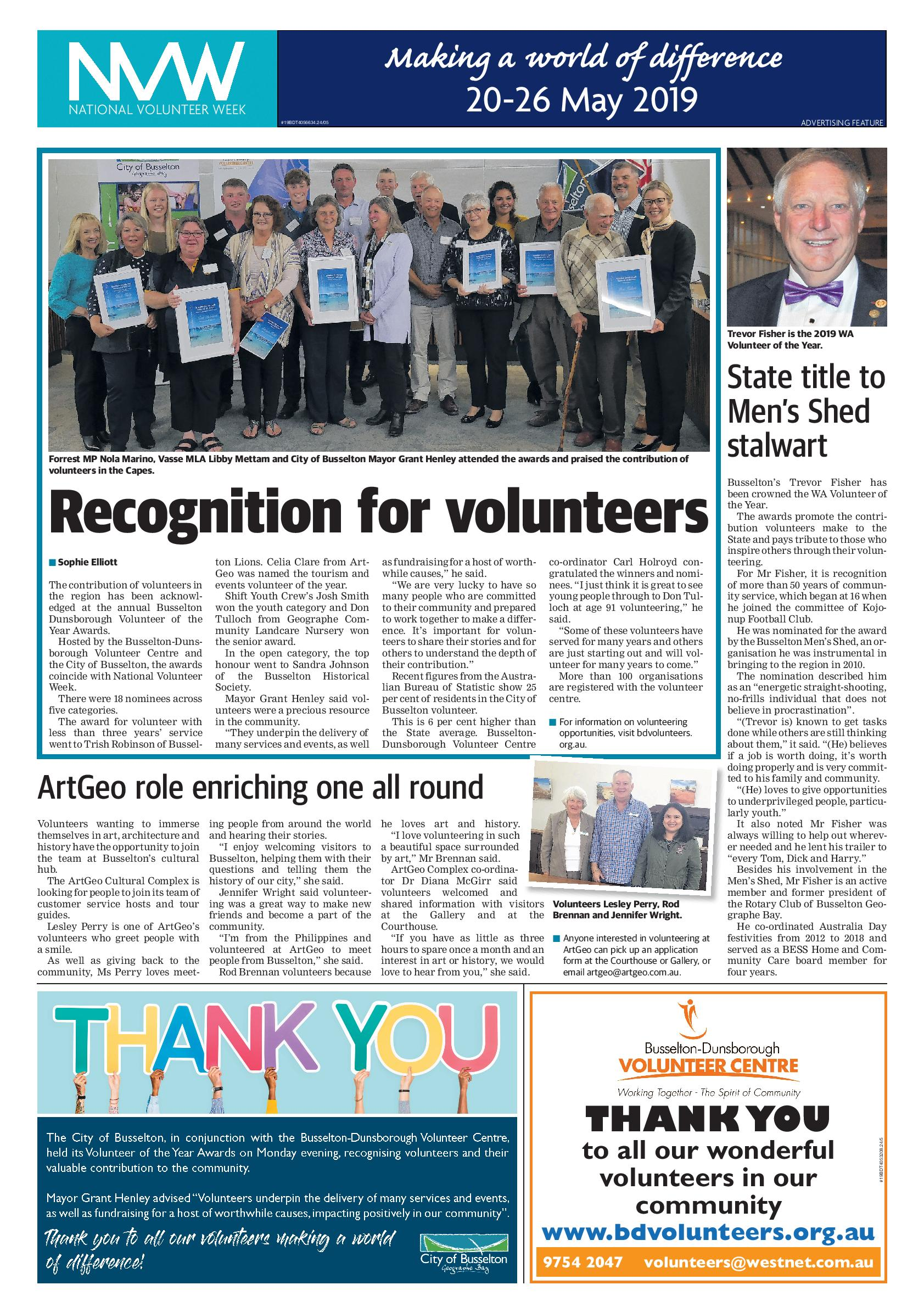 Times Page Volunteer Awards 20 May 2019 page 001